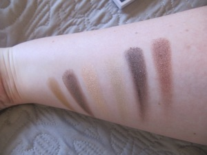 swatches Fashionista Make-up