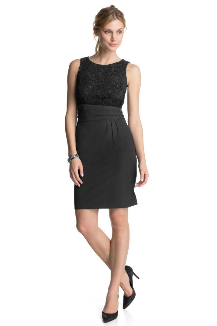 Esprit zwart jurkje