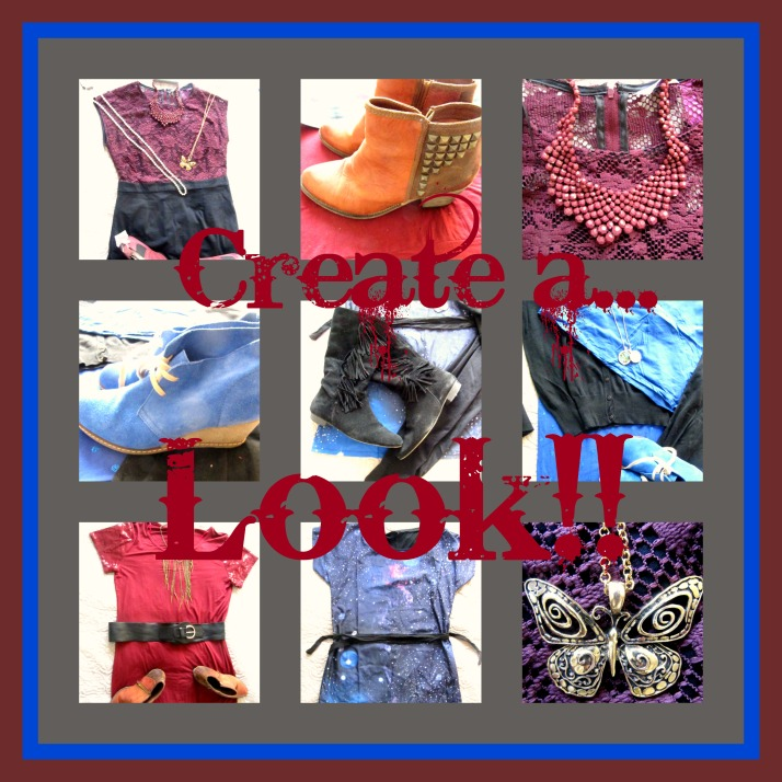 Create a Look...