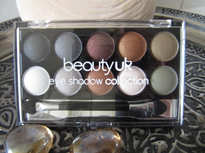 Beauty UK Earth Child Palette