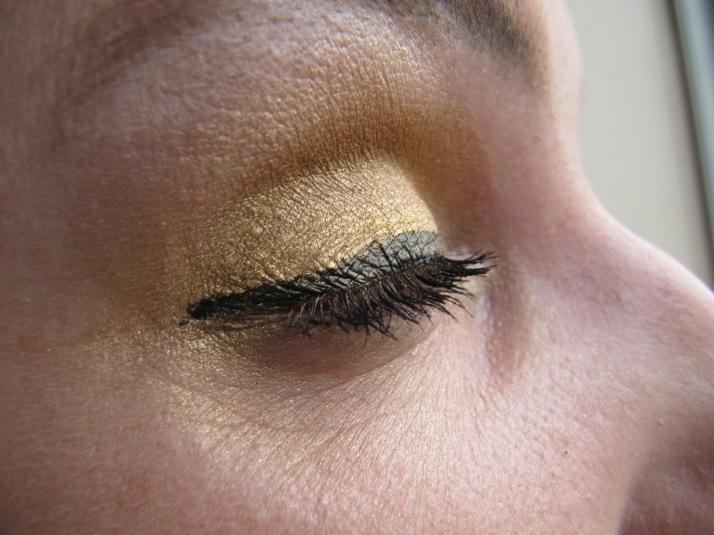 Gouden ooglook