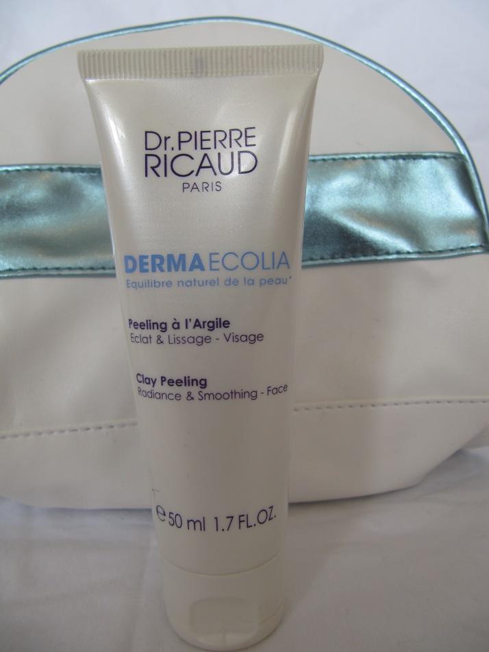 Clay Peeling Dr. Pierre Ricaud