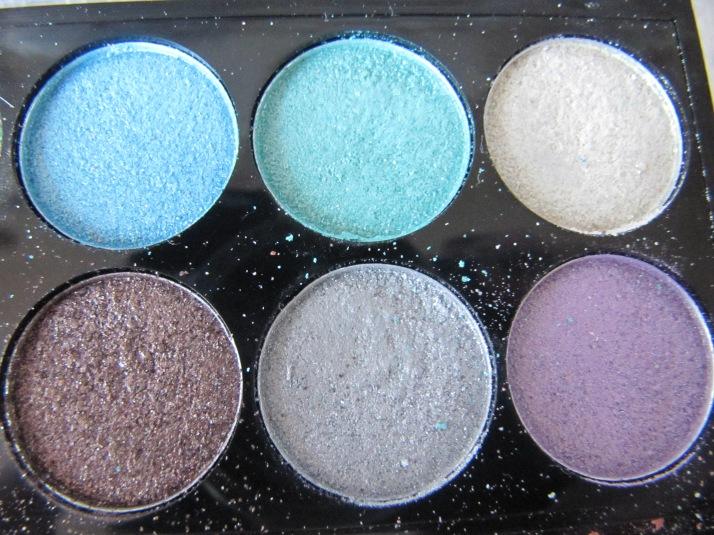 Make up Academy Eyeshadow