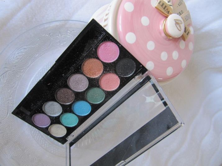 Make Up Academy Glitterball Palette