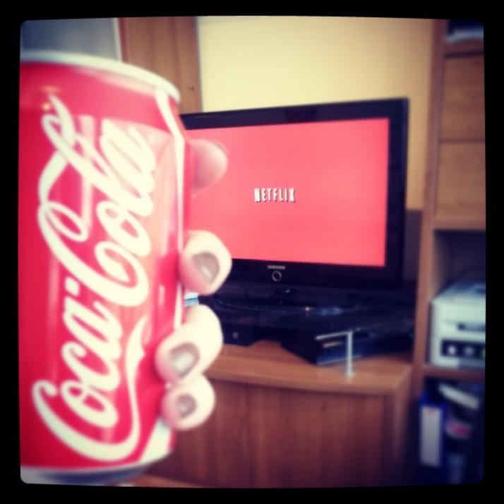 Coca Cola Netflix