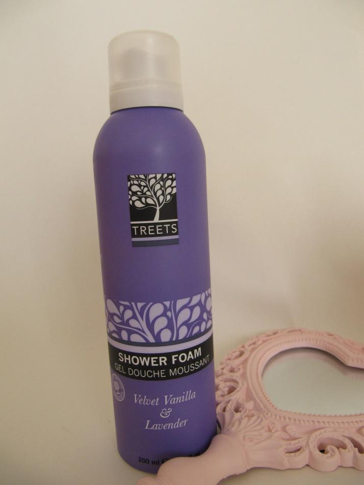 Treets Shower foam