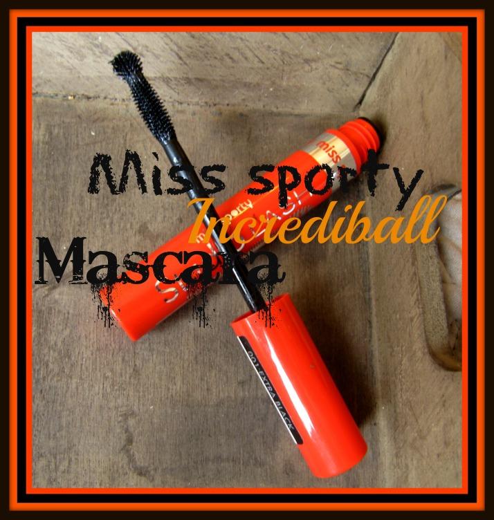 Miss sporty Incrediball Mascara