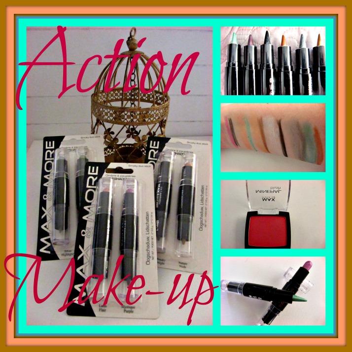 Action Max Make-up
