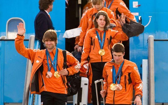 Schaatsen Medailles