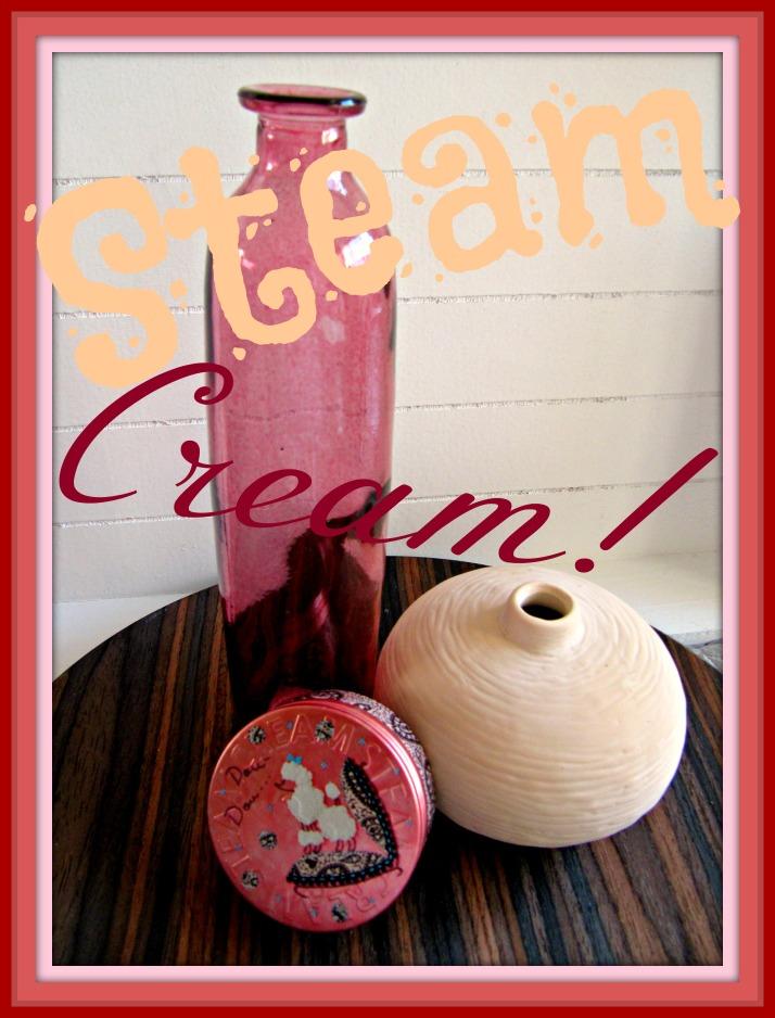 steam cream