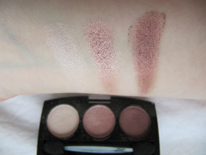 action make up swatches