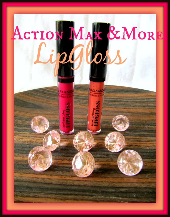 Action Max & More Lipgloss
