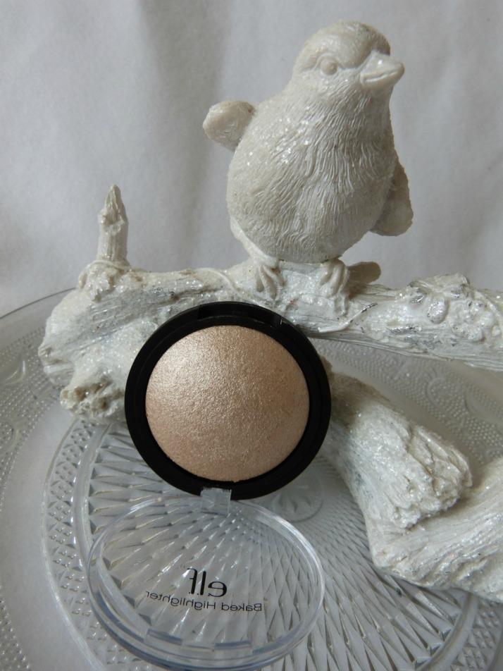 Baked highlighter moonlight pearl E.L.F