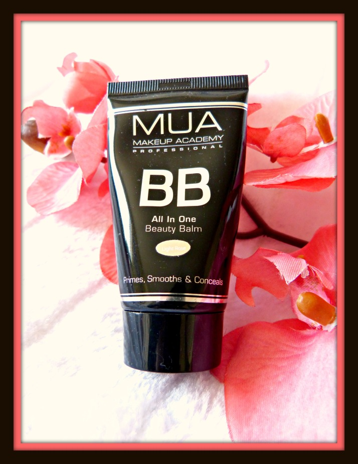 bb cream MUA