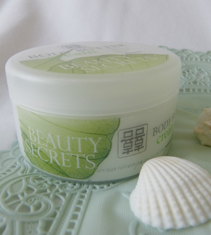 Beauty Secrets Body Butter Cream