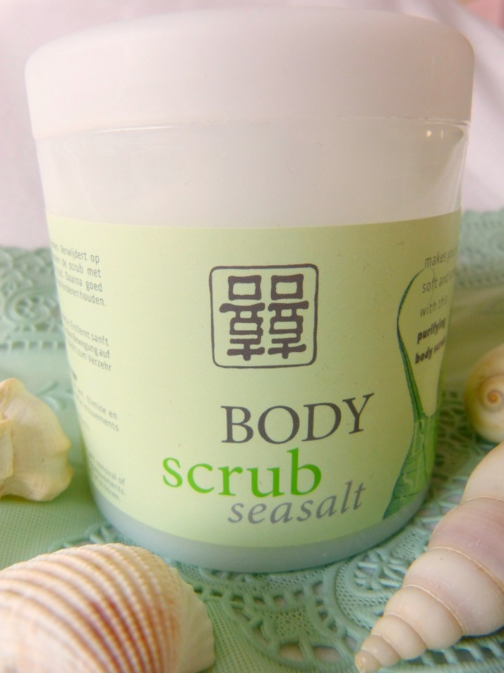 Beauty Secrets Body scrub seasalt