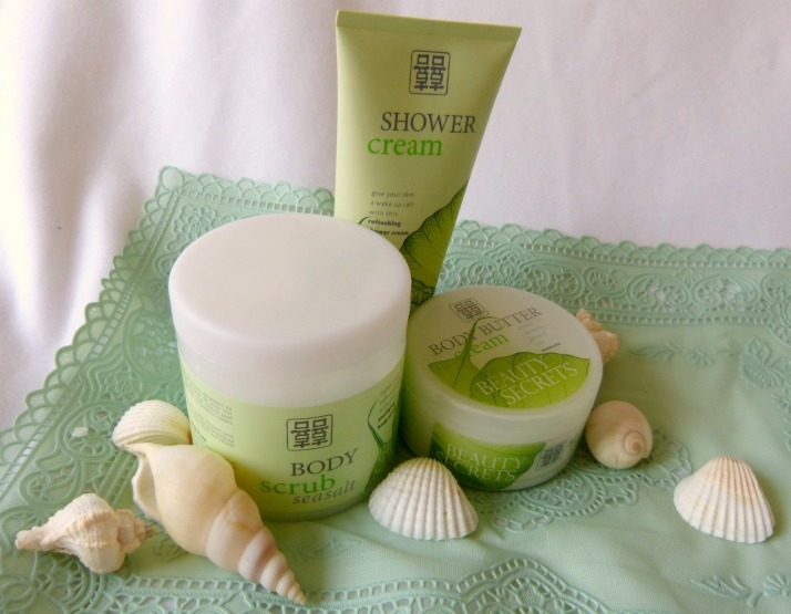 Beauty secrets lijn Melon en Lime