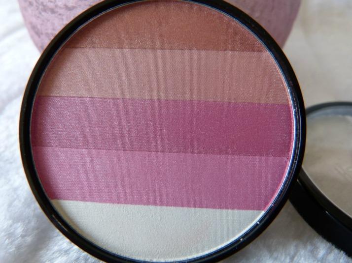 Blush 03 pink Beauty UK
