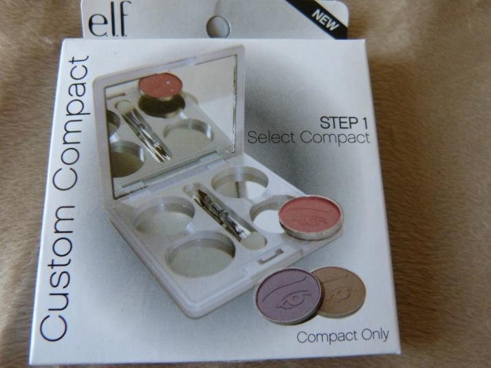 e.l.f custom compact doosje
