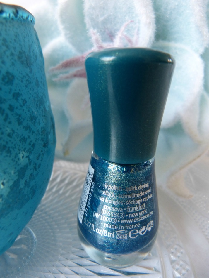 Essence Nagellak Galactic dream achterkant