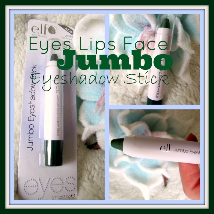 eyes lips face Jumbo eyeshadow stick