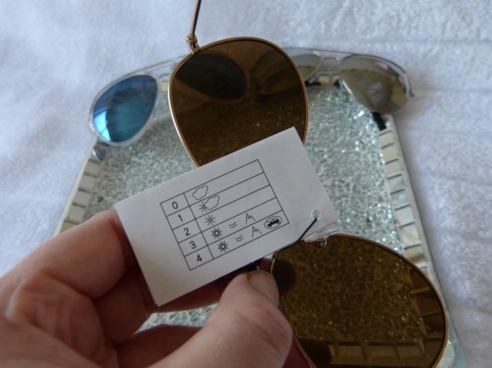 info bruine piloten action zonnebril