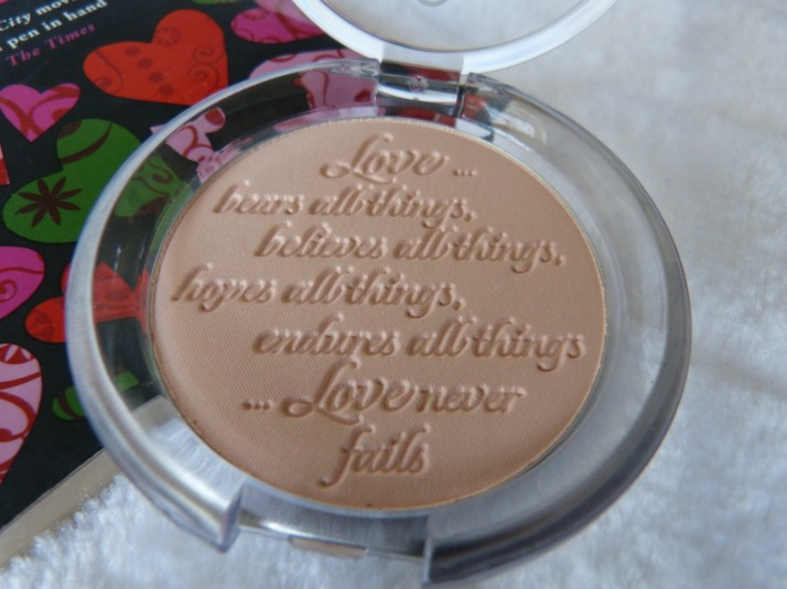 Love Bears all things essence Highlighter