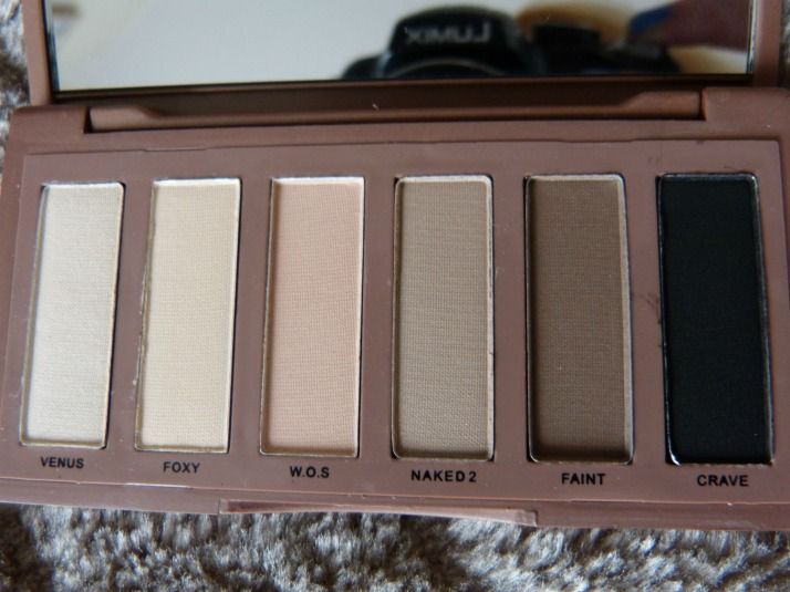 Naked Basics Colours