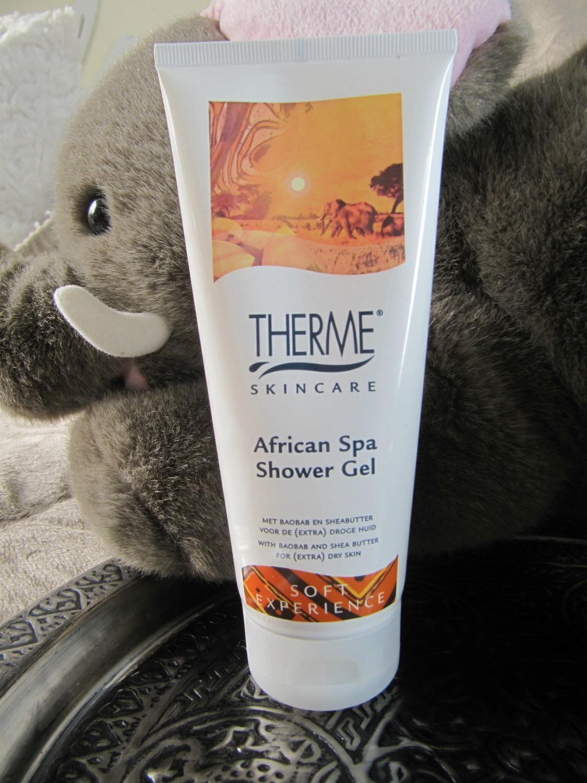 douchegel voor extreem droge huid