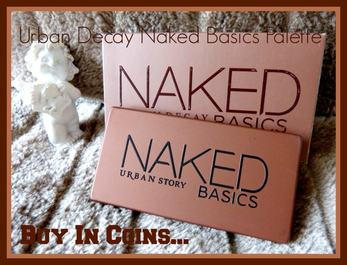 Urban Decay Naked Basics Palette Buy in Coins