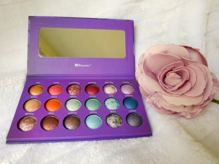 Bh Cosmetics Galaxy Chic oogschaduw palette