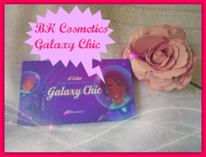 BH Cosmetics Galaxy Chic palette