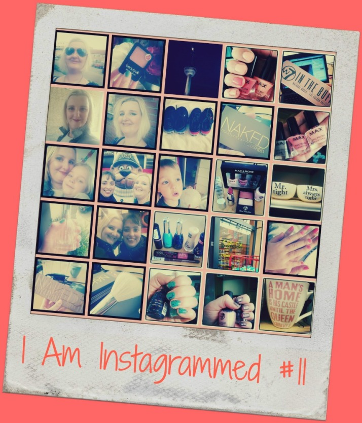 Instagram collage I Am Instagrammed #11
