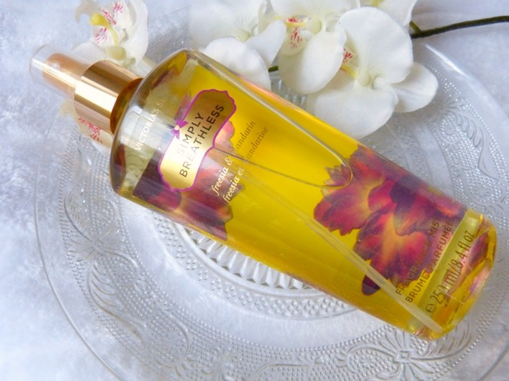 Mandarin & Freesia Victoria's secret