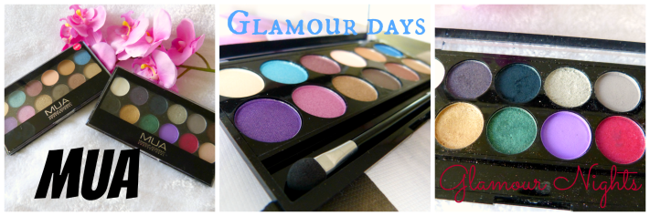 MUA Glamour days en Glamour nights