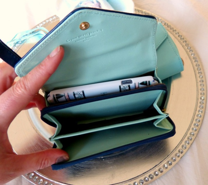 phone wallet smartphone telefoon portomonnee