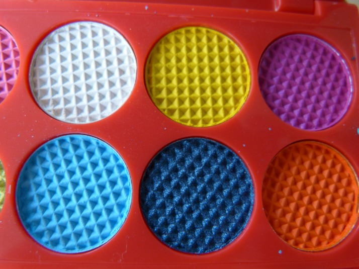Sleek Circus Palette 2e 6 oogschaduws