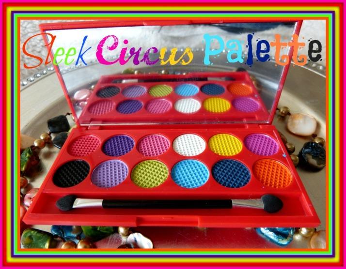 Sleek Circus Palette  Divine