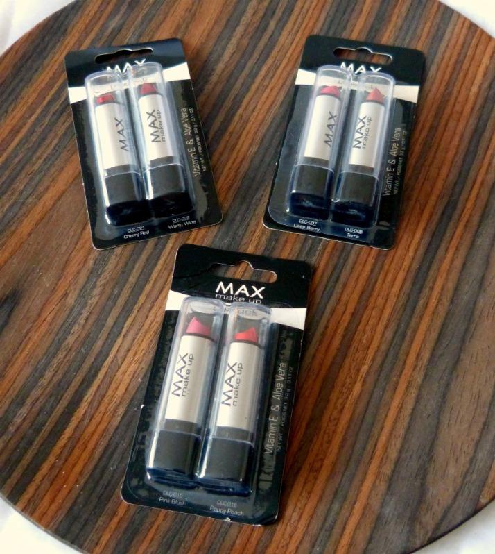 verpakking action lippenstiften