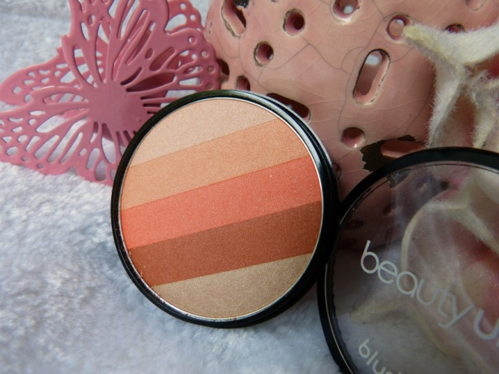 Beauty Uk Blush Blusher No. 4 Orange