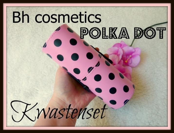 Bh Cosmetics kwastenset