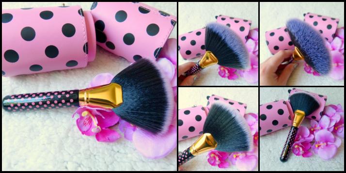 Deluxe Fan Brush   Fan kwast Bh Cosmetics