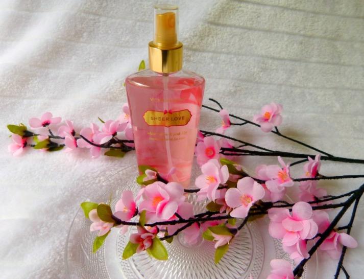Fragrance Mist Victoria's secret Sheer Love