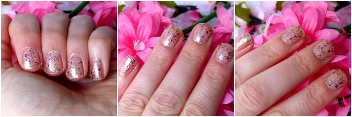 nagellak essence glitter jewels