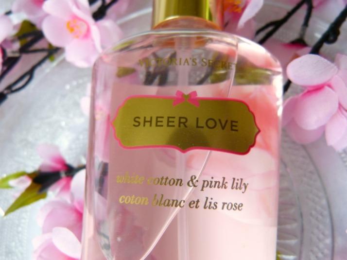 Sheer Love Victoria's Secret