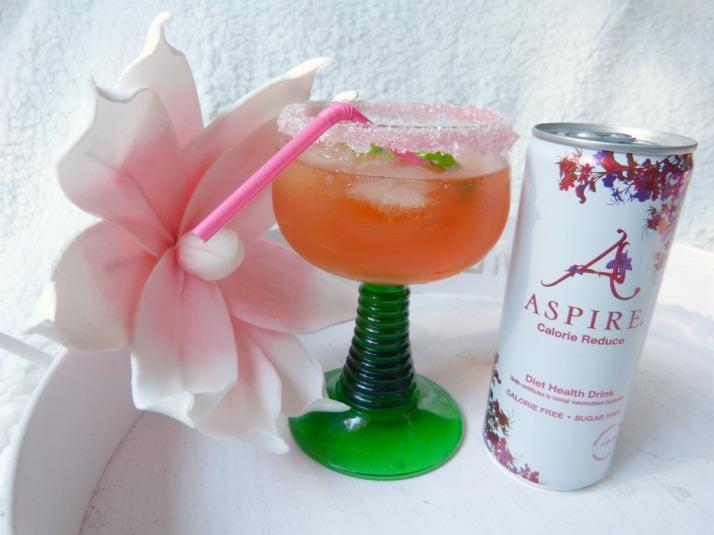 Aspire nice & Cold drink