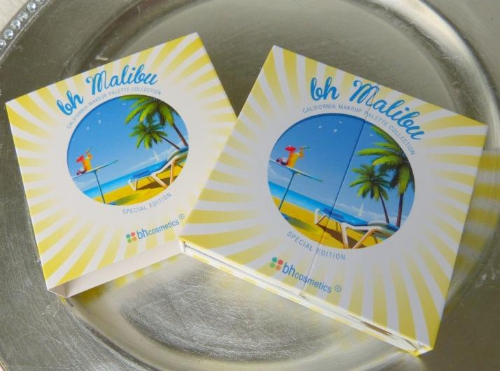 Bh Malibu Palette bh Cosmetics