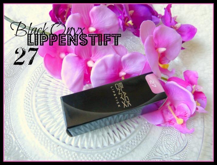 Black Onyx Lippenstift nummer 27