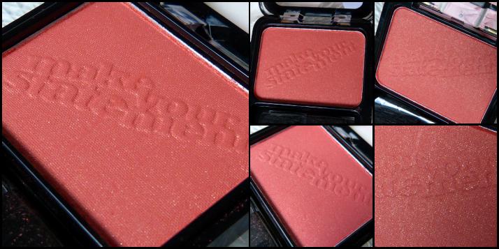 Blush van Beauty Uk Rustic peach