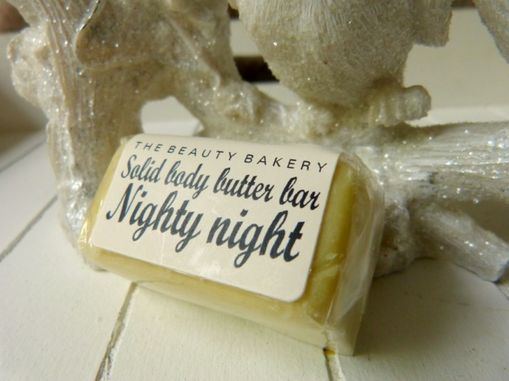 Body Butter Bar Nighty Night
